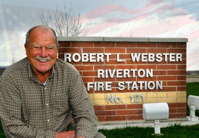 Robert Webster (Fire Chief)