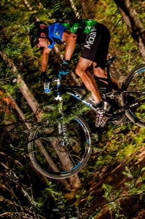 Mountain biking at Snowbird-0663