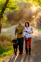 Autum Family Pictures in Salt Lake City
