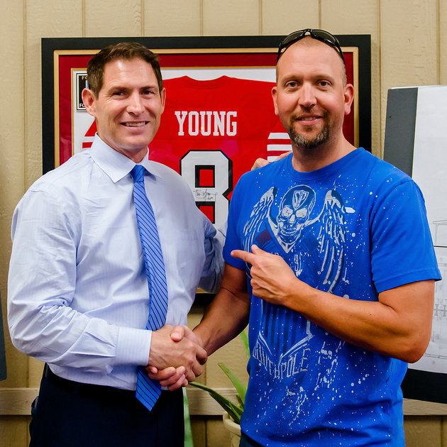 Steve Young Apperance-8320