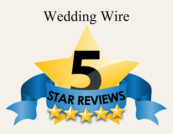 wedding wire 5 star