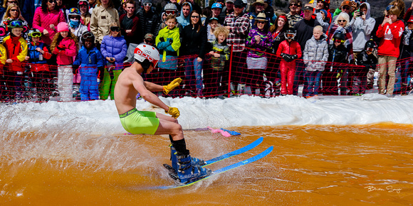 Snowbasin Pond Skim-9279