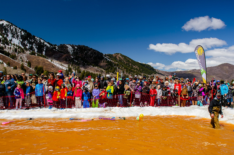 Snowbasin Pond Skim-9525