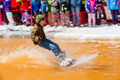 Snowbasin Pond Skim-9711