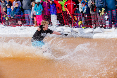 Snowbasin Pond Skim-9990