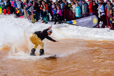 Snowbasin Pond Skim-9993