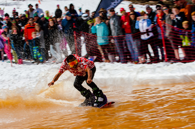 Snowbasin Pond Skim-9882