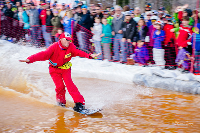 Snowbasin Pond Skim-9635