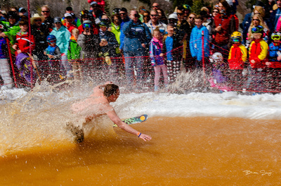 Snowbasin Pond Skim-9440