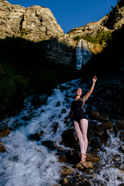 Lauren Hunter Provo Canyon
