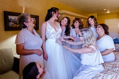 Clifftop Wedding on Hell's Backbone -8667