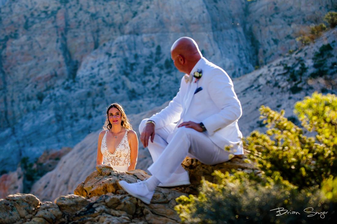 Clifftop Wedding on Hell's Backbone -3159