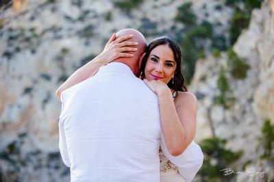 Clifftop Wedding on Hell's Backbone -3261