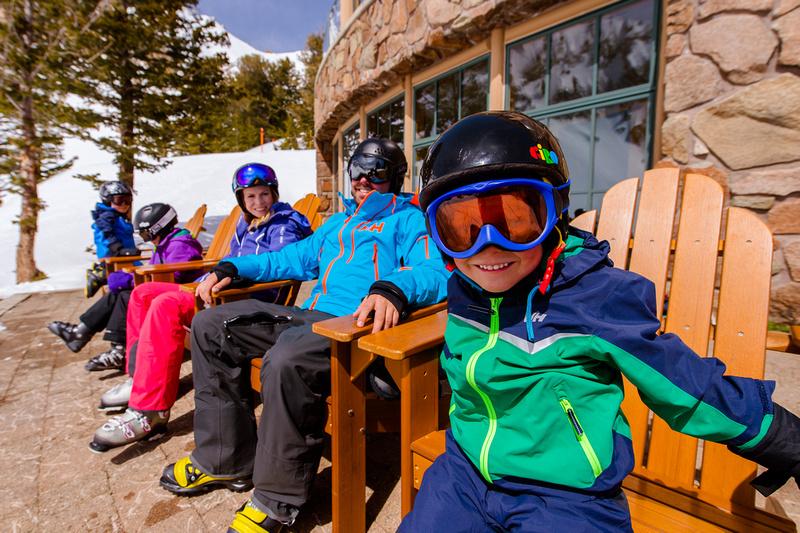 Family Ski at Snowbasin 4-5-17-7587-2