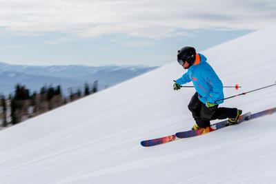 Family Ski at Snowbasin 4-5-17-7126