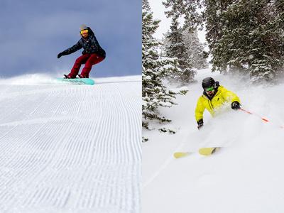 Family Ski at Snowbasin 4-5-17-7862v