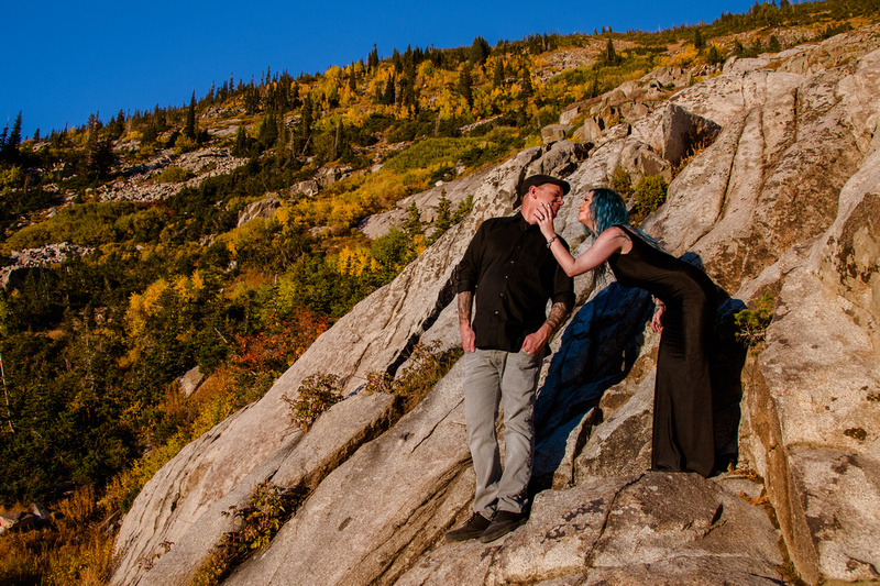 George and Janalee in Little Cottonwood Canyon-0825