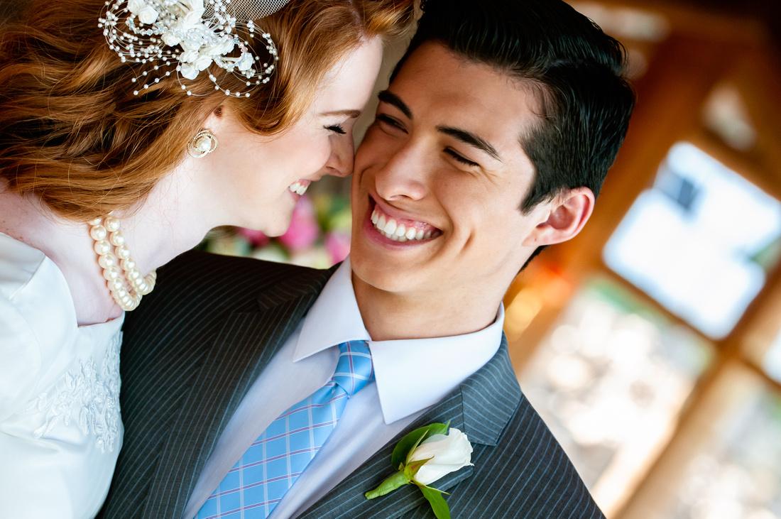 Snowbasin Wedding Inspiration-window lit love