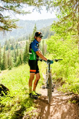 Mountain biking at Snowbird-0642