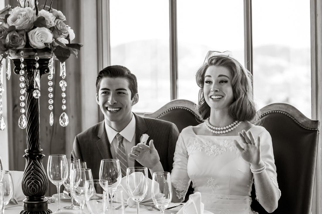 Snowbasin Wedding Inspiration-Emotional wedding photography-Utah
