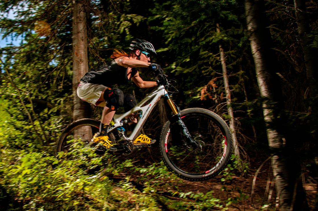 Mountain biking at Snowbird-0660