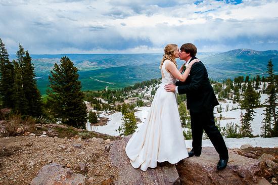 Snowbasin Wedding- Photographer Brian Smyer-32
