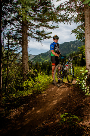 Mountain biking at Snowbird-0655