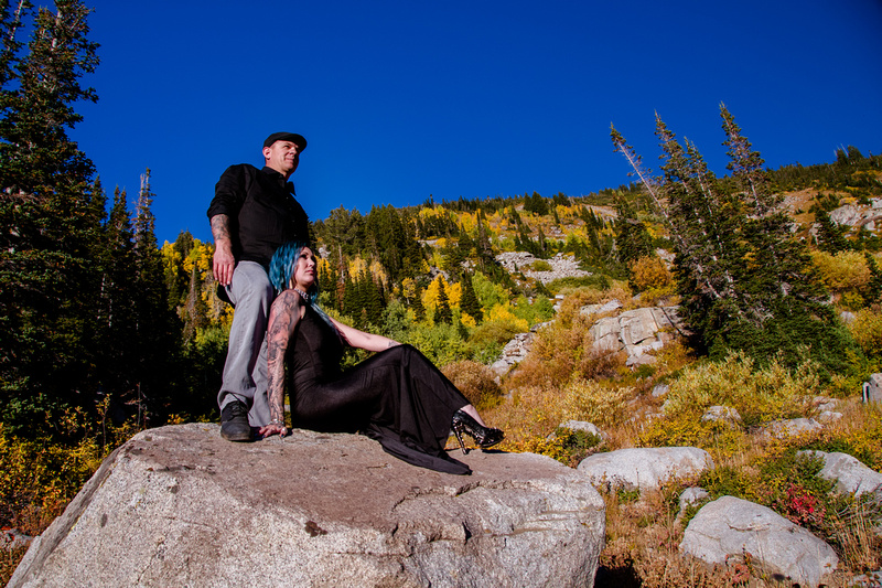 George and Janalee in Little Cottonwood Canyon-0345