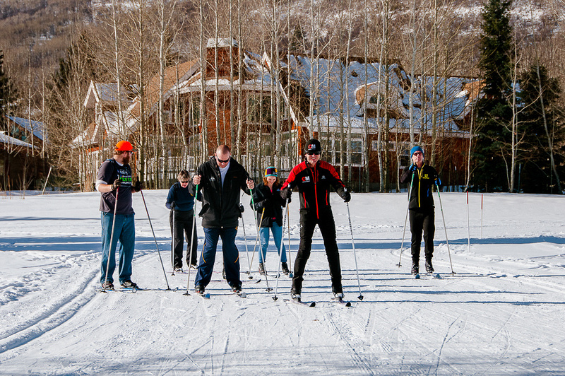 Continue Mission XC skiing at White Pine Touring
