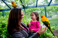 Family Outing at Tracey Aviary-1528