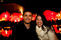Engagement Under the Lights--7
