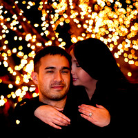 Engagement Under the Lights--8