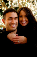 Engagement Under the Lights--11