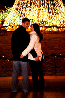 Engagement Under the Lights--16