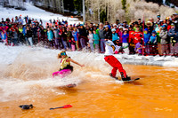 Snowbasin Pond Skim-9675