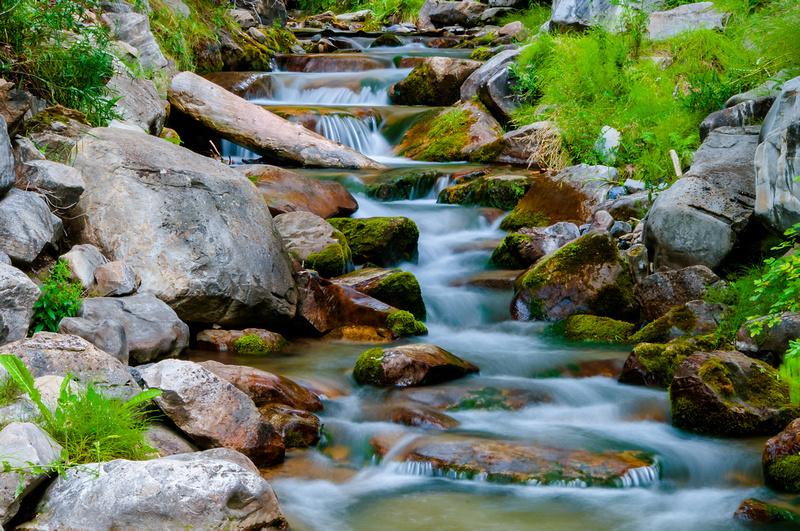 Scenery from Sundance Resort, Utah