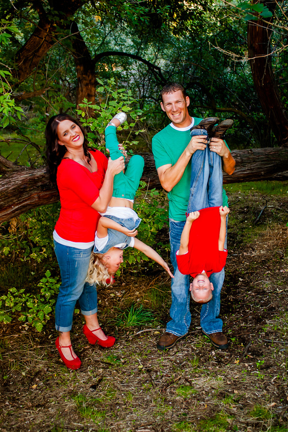 Family Pictures at Wheeler Farm