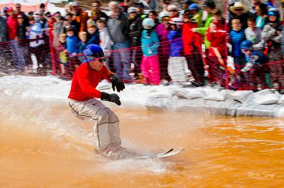Snowbasin Pond Skim-9933