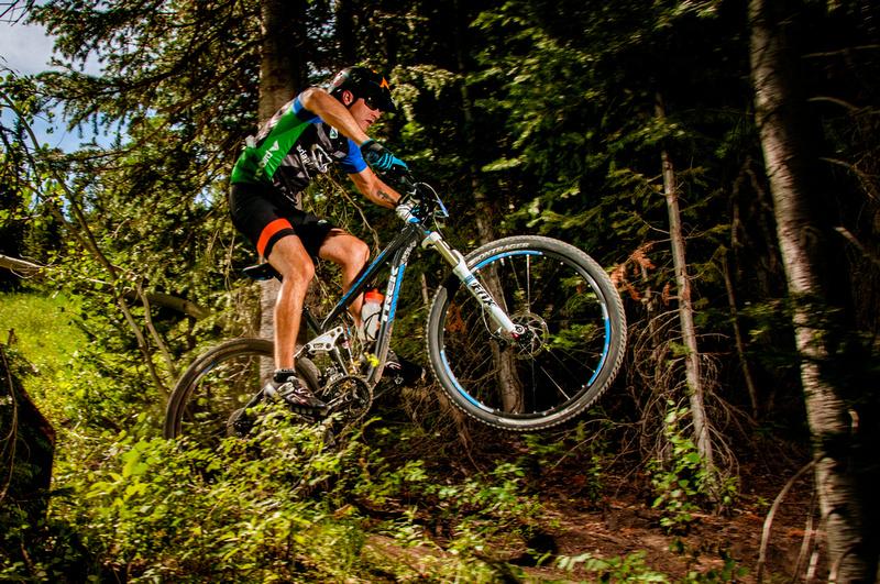 Mountain biking at Snowbird-0658
