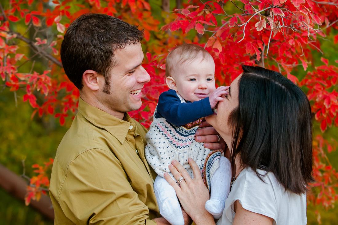 Fall Family Pictures in Salt Lake City, Utah. -9609