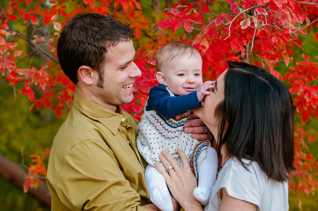 Fall Family Pictures in Salt Lake City, Utah. -9609