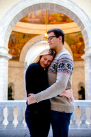 Keith and Leah at the capitol building-8930