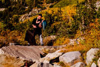 George and Janalee in Little Cottonwood Canyon-0685