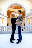 Keith and Leah at the capitol building-8875