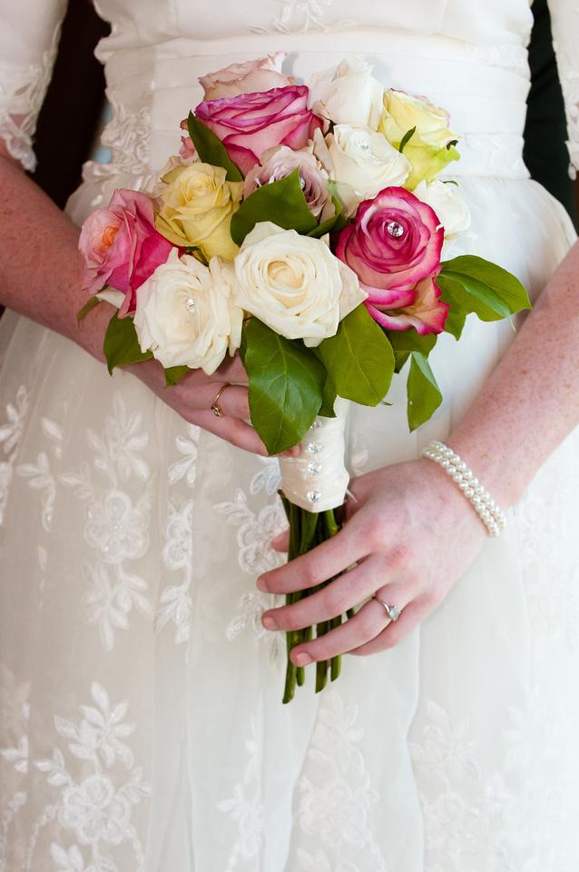 Snowbasin Wedding Inspiration-Brides Bouquet