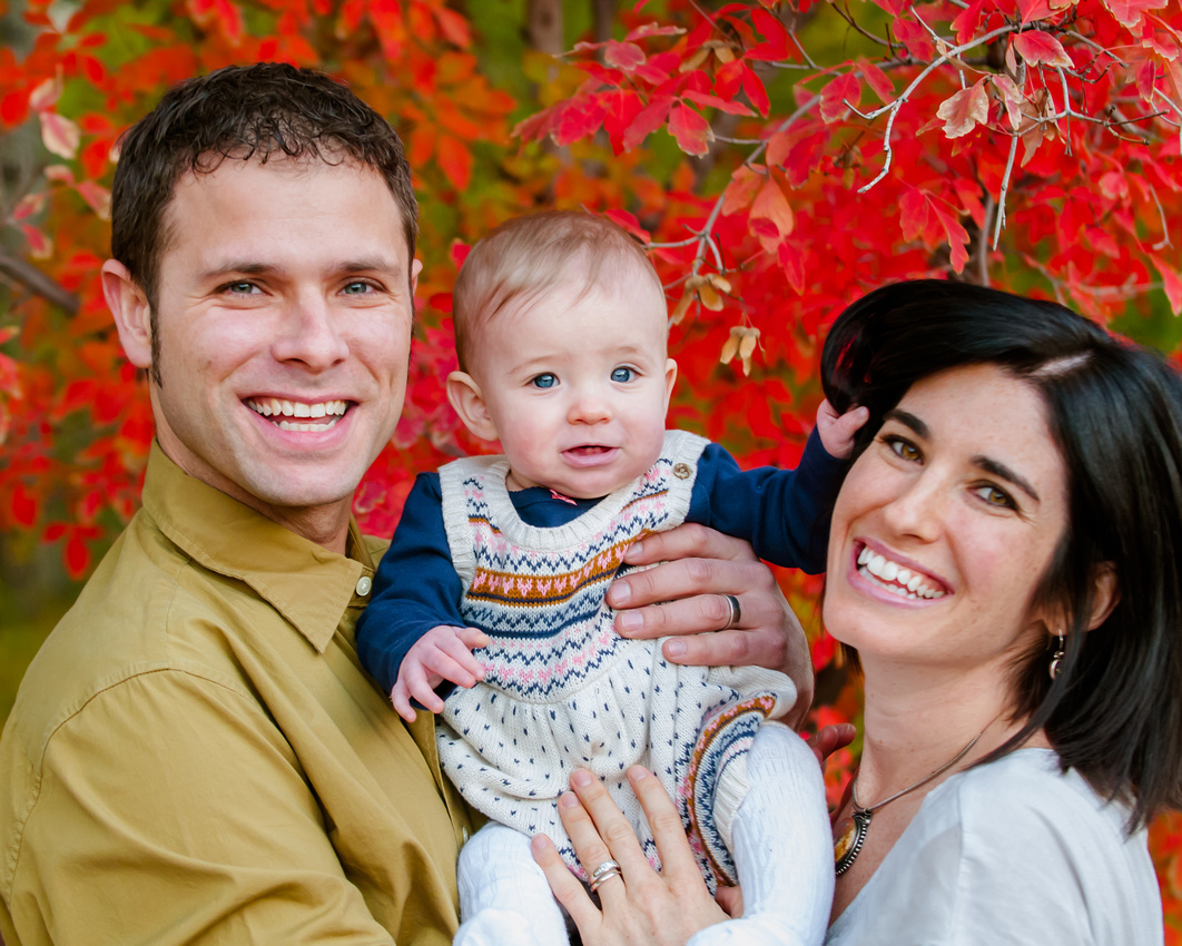 Fall Family Pictures in Salt Lake City, Utah. -9611