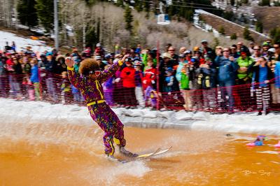 Snowbasin Pond Skim-9562
