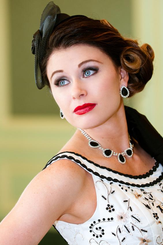 Beautiful bride at Grand America